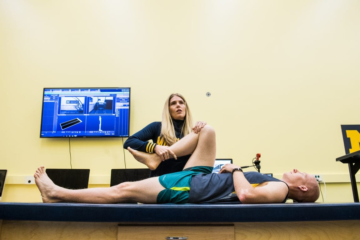 Injury Resiliency in Collegiate Running Sports