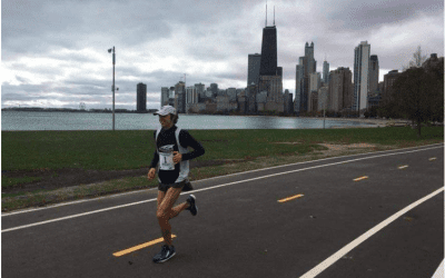 PhD student, Geoff Burns, wins 2017 Chicago Lakefront 50.50 Ultra Marathon