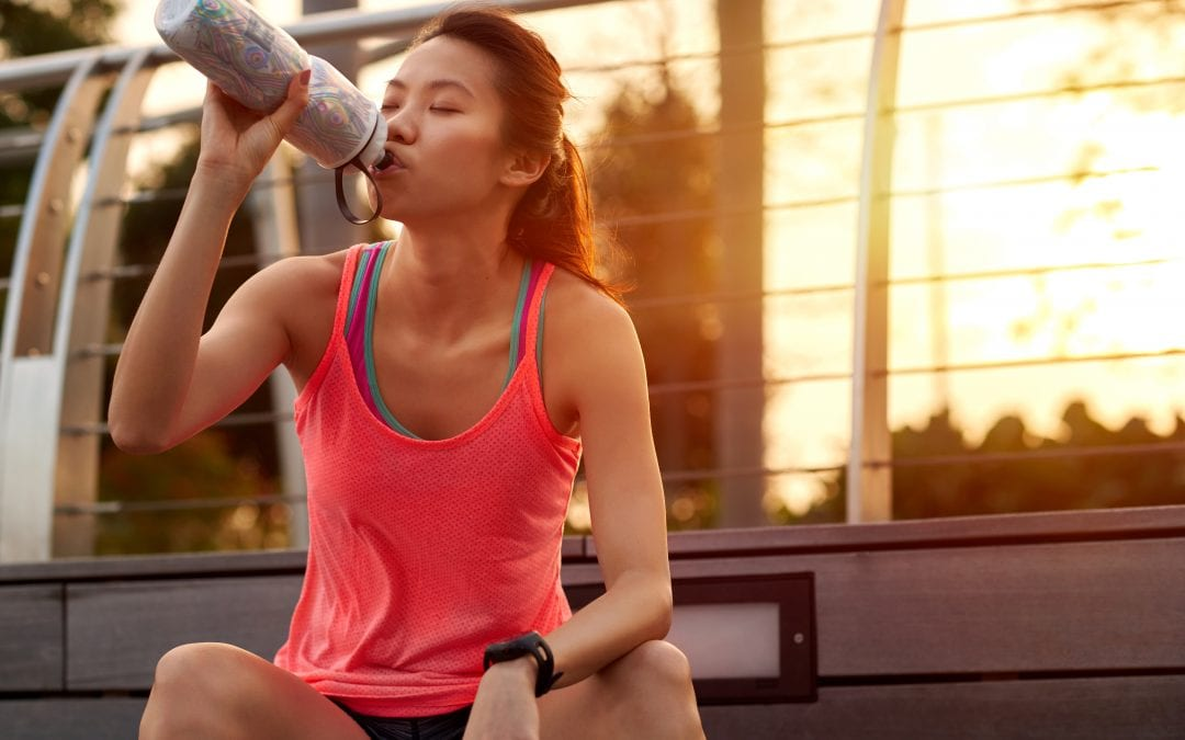 A Data-driven Approach for Monitoring Hydration Status