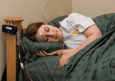 Sleep Assessment for Enhanced Athletic Performance