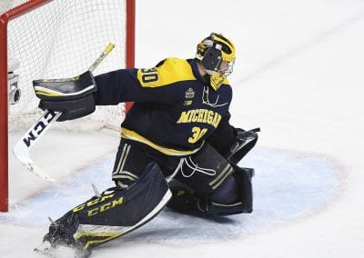 Femoroacetabular Impingement in Ice Hockey Goaltenders