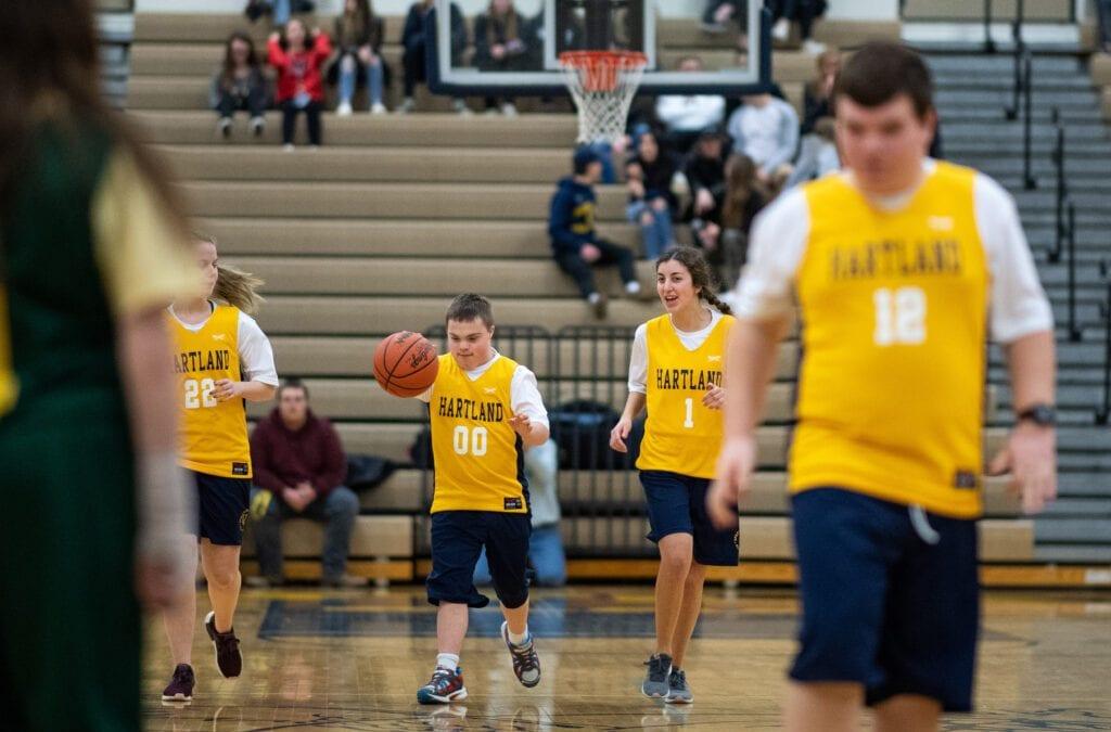 U-M Research Helps Children with Down Syndrome Walk Earlier