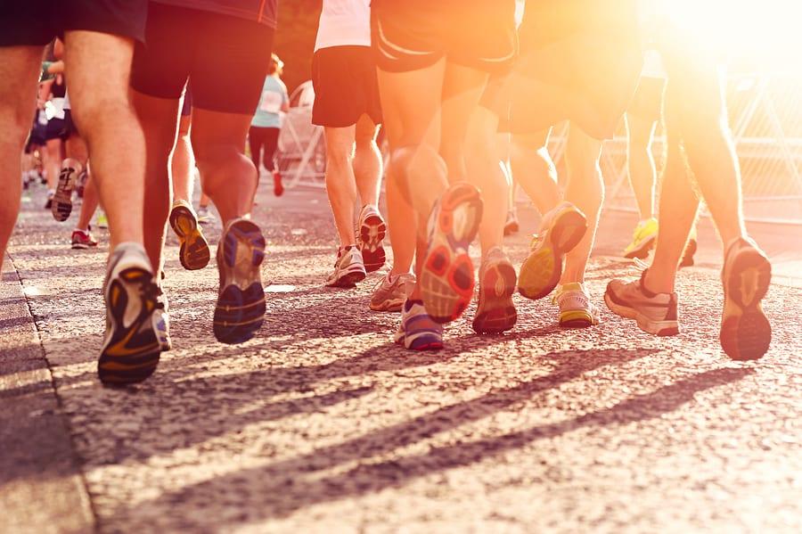 "Track & Field News: With Eliud Kipchoge and Brigid Kosgei's marathon performances, Geoff Burns is asking, ""Is it the shoes?"""