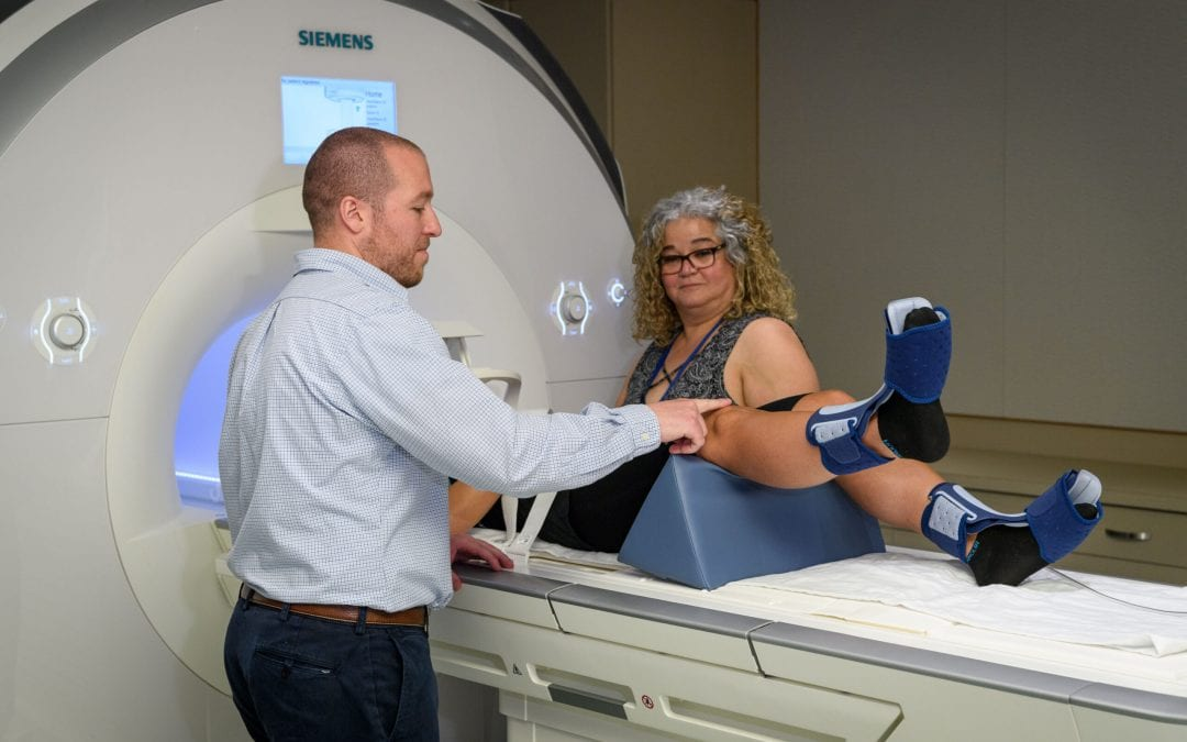 MiPR Lab Co-Director, Adam Lepley, Finds ACL Tears Cause Harmful Changes in Our Brain Structure