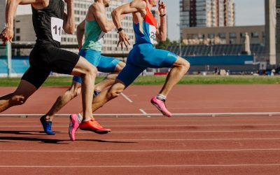 Geoff Burns featured in Men's Health: Elite Runners Catch More Air Than Non-elite Runners, Research Shows