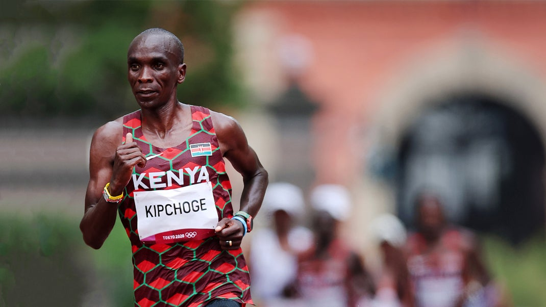 Outside with commentary from Geoff Burns: Why is Eliud Kipchoge So Much Better Than Everyone Else?